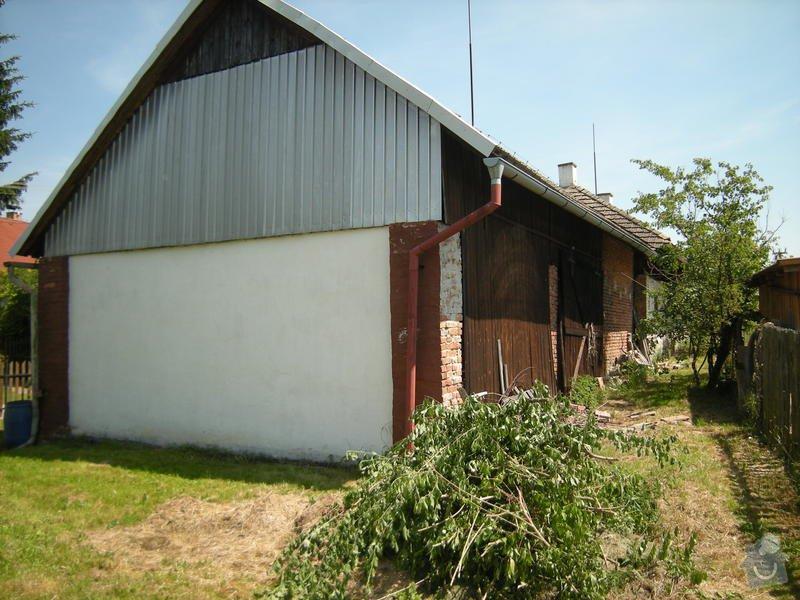 Střecha: DSCN8310