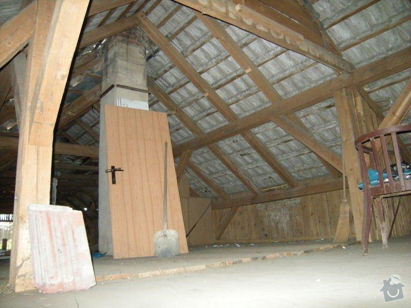 Střecha: DSCN8324