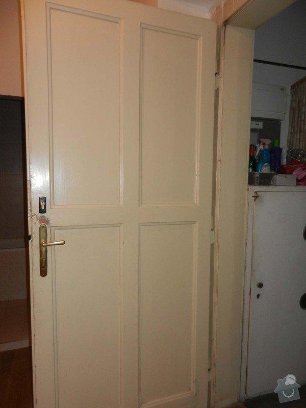 Oprava dřevěných dveří : DSCN2255