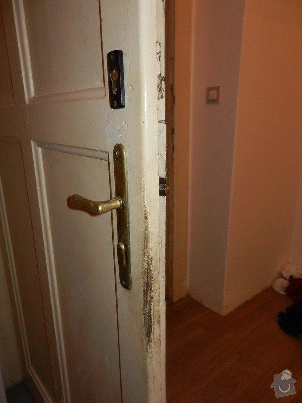 Oprava dřevěných dveří : DSCN2258