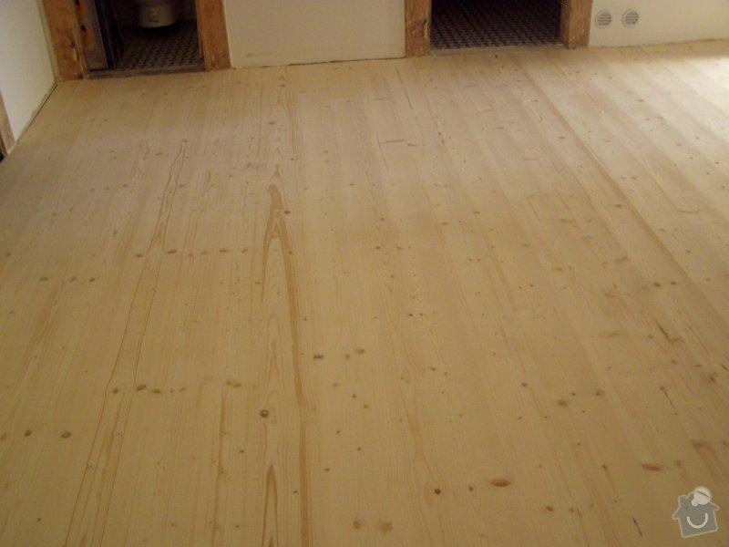 Dřevěná podlaha, renovace parket: P1010029