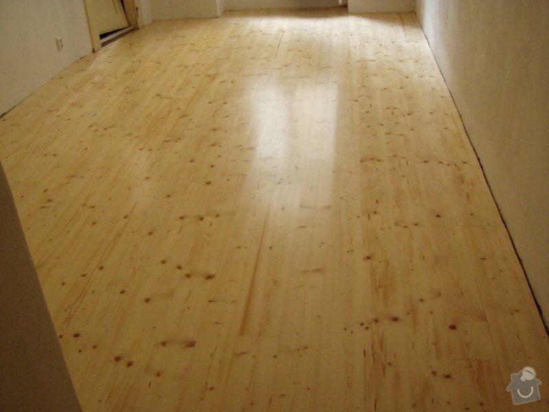 Dřevěná podlaha, renovace parket: P1010034