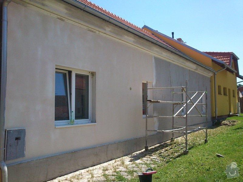 Rekonstrukce fasády - částečná: 5