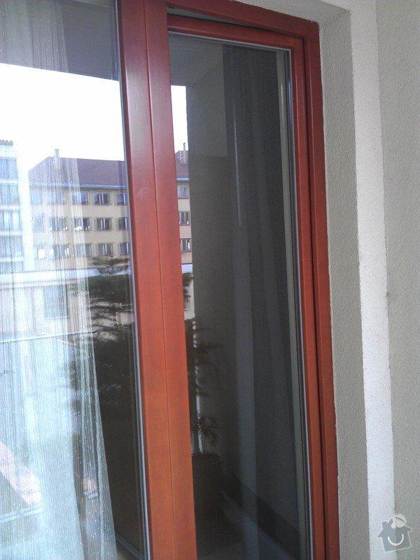 Sítě proti hmyzu do dveří: IMAG4303