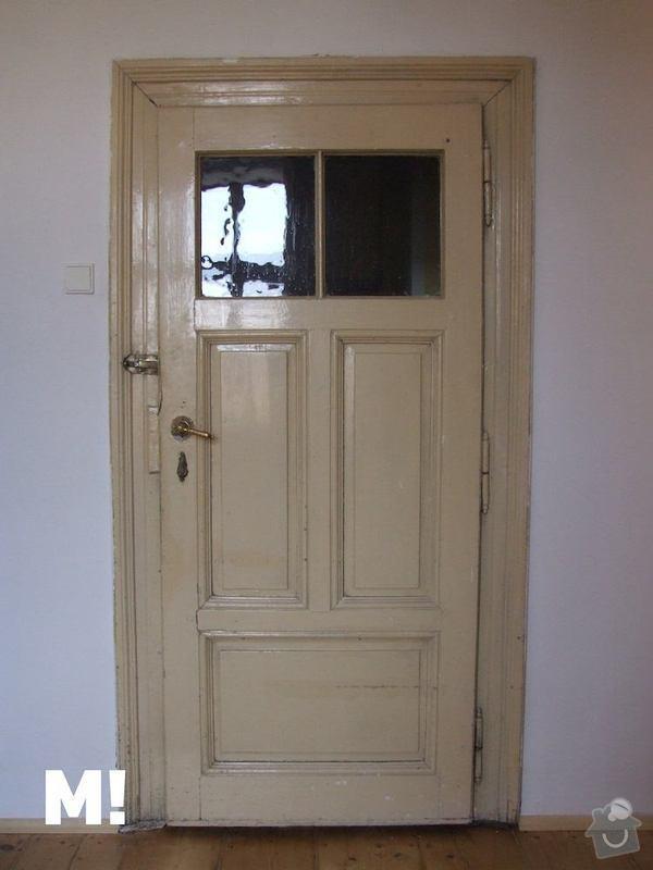 Renovace dveří: DSCF2000