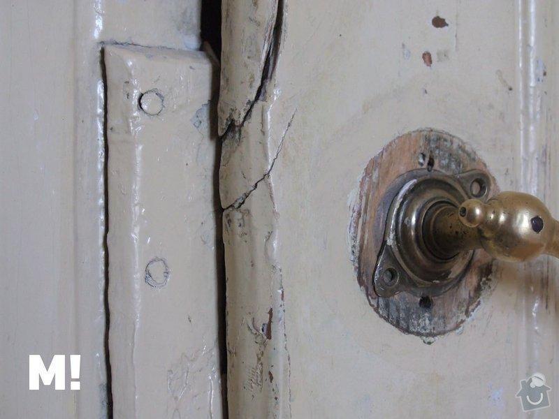 Renovace dveří: DSCF2004
