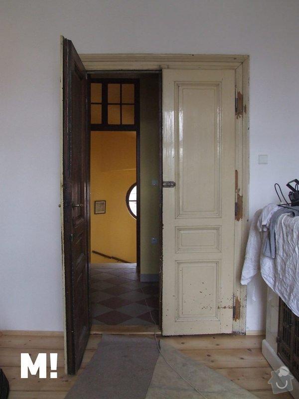 Renovace dveří: DSCF2067