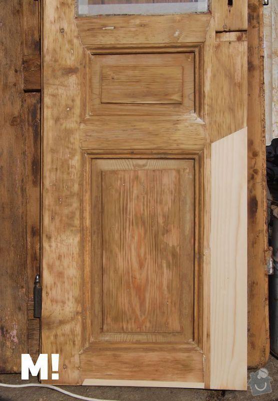 Renovace dveří: DSCF2317