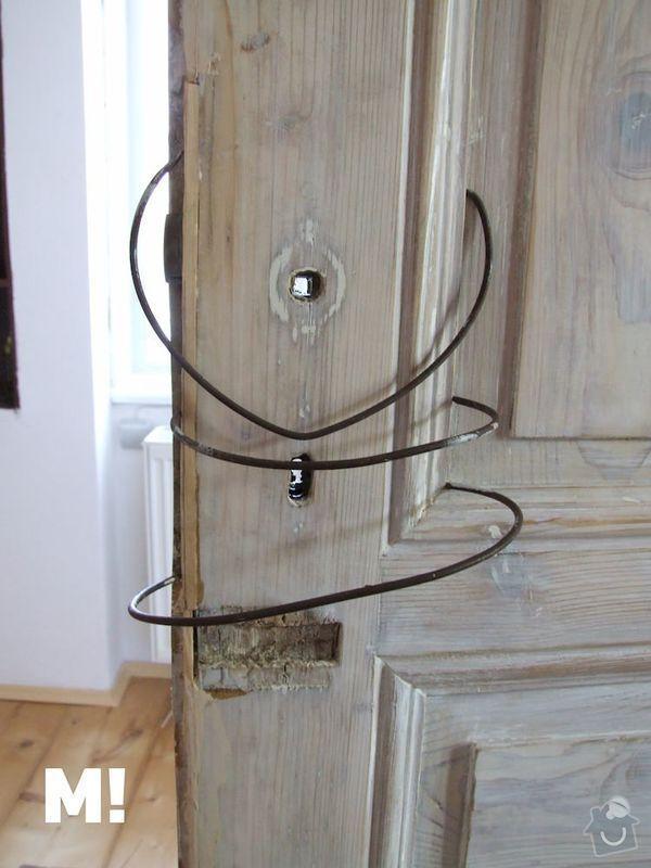 Renovace dveří: DSCF2345