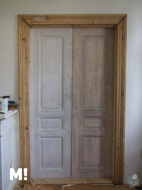 Renovace dveří: DSCF2349