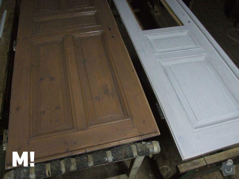 Renovace dveří: DSCF2516