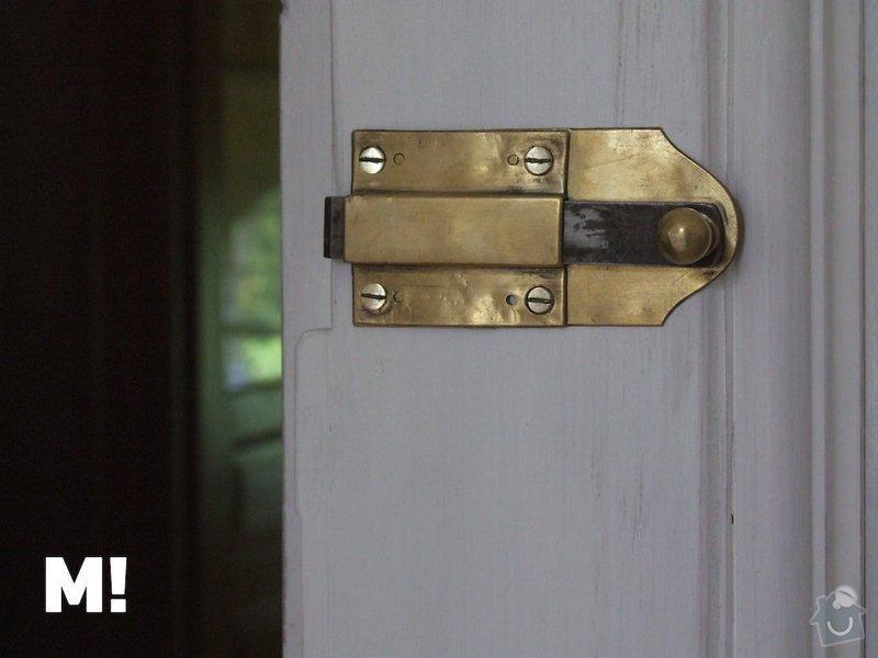 Renovace dveří: DSCF2671