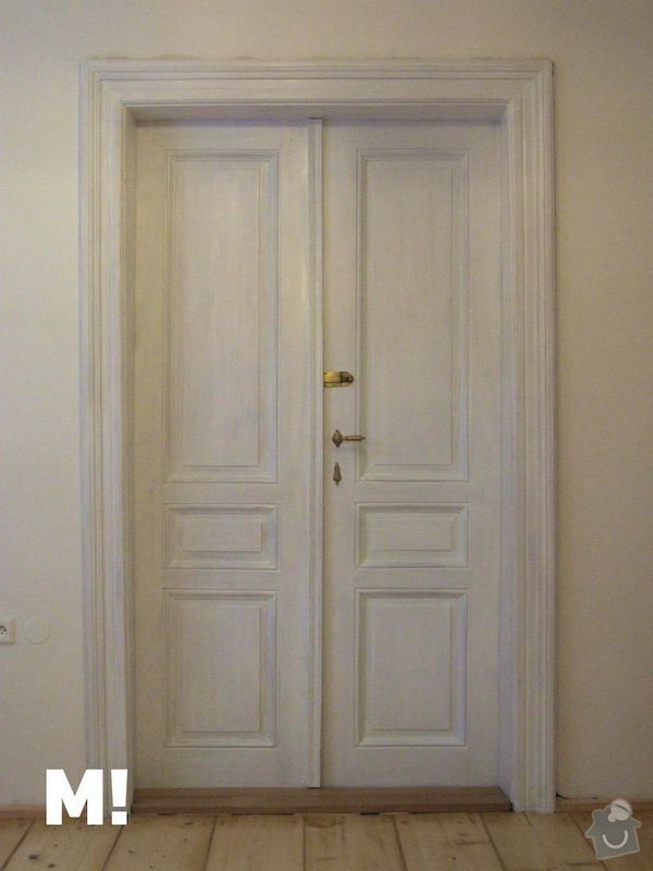 Renovace dveří: DSCF2751