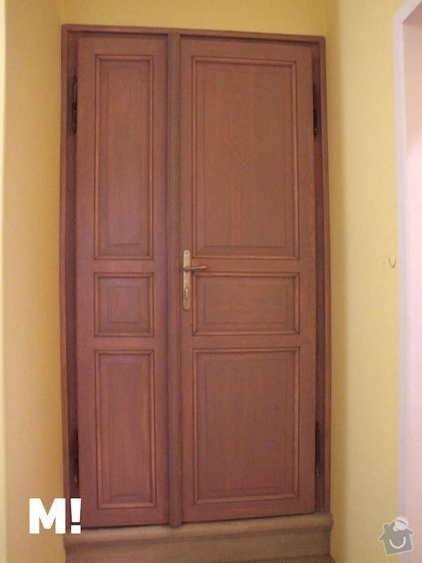 Renovace dveří: DSCF2762
