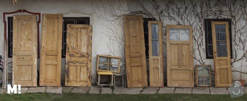 Renovace dveří: panorama1