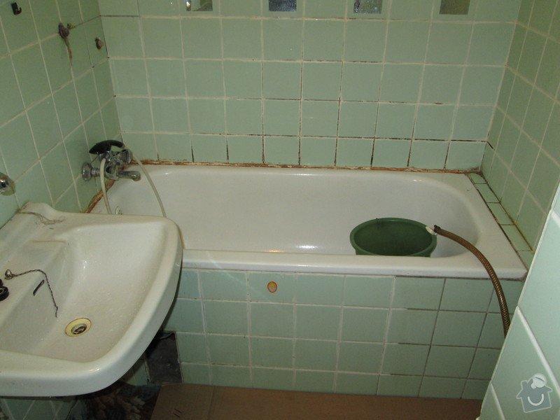 Rekonstrukce koupelny: IMG_0701