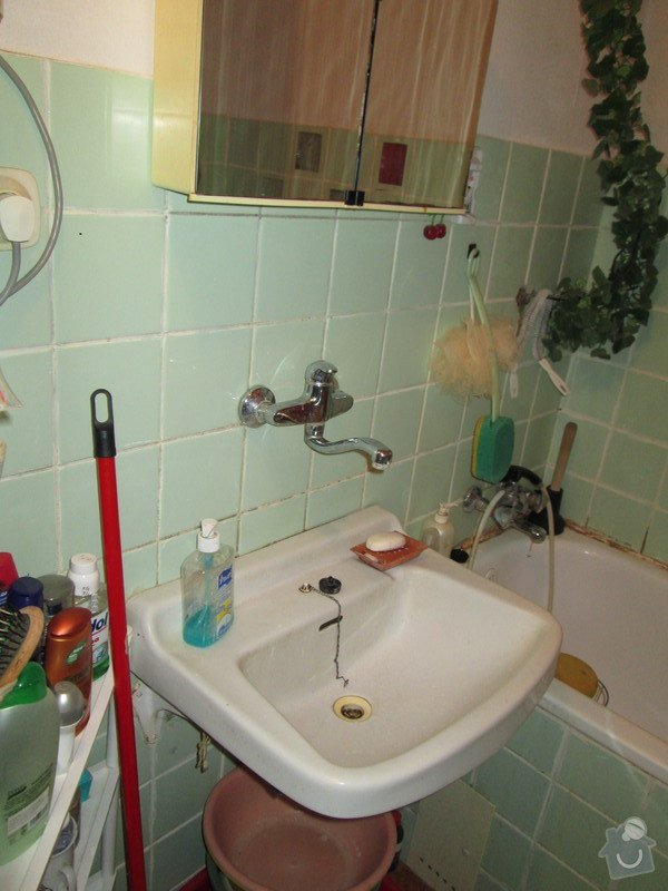 Rekonstrukce koupelny: IMG_0693
