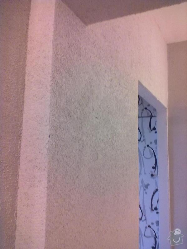 Dekorativní vnitřní omítka (2 pokoje): 280620132245