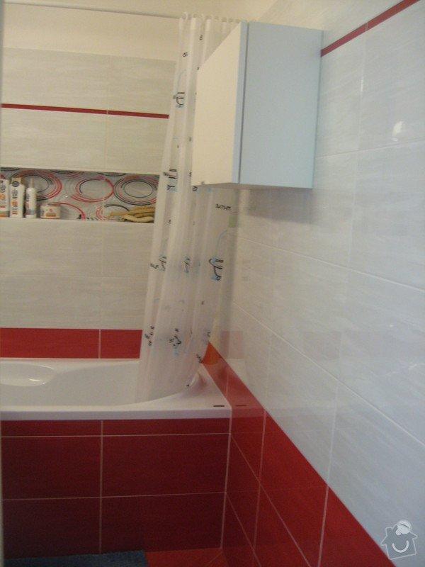 Rekonstrukce koupelna,WC, kuchyně: IMG_6648