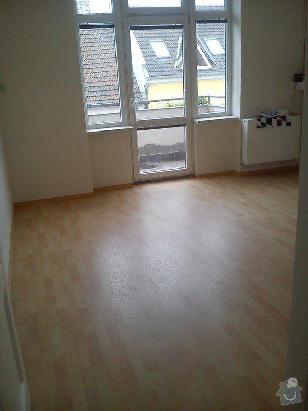 Pokládka podlahy: DSC_0094