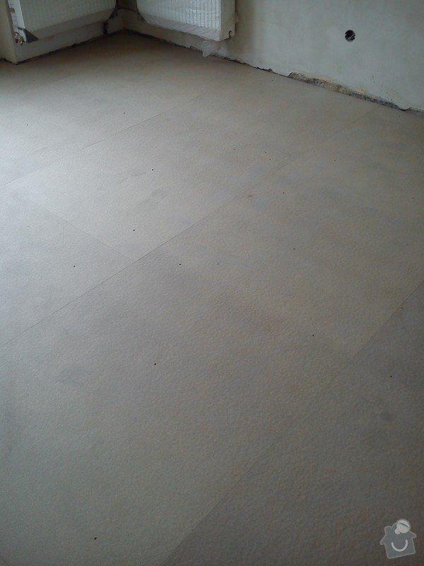 Pokládka podlahy: DSC_0059