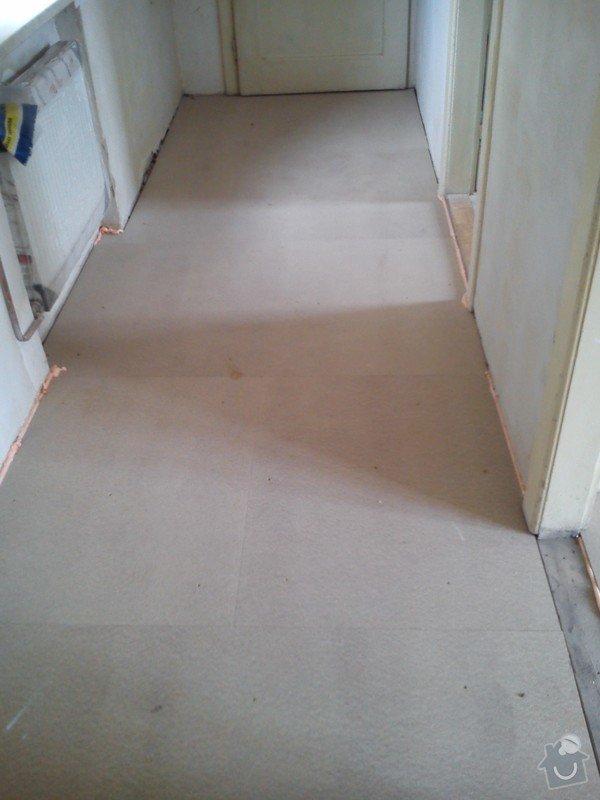 Pokládka podlahy: DSC_0060
