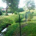 Oploceni zahrady sebanov dratene oploceni sebanov okr. cesky krumlov 87 bm