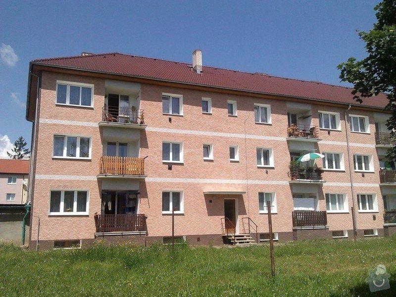 Fasáda bytových jednotek: IMG_20130701_123541