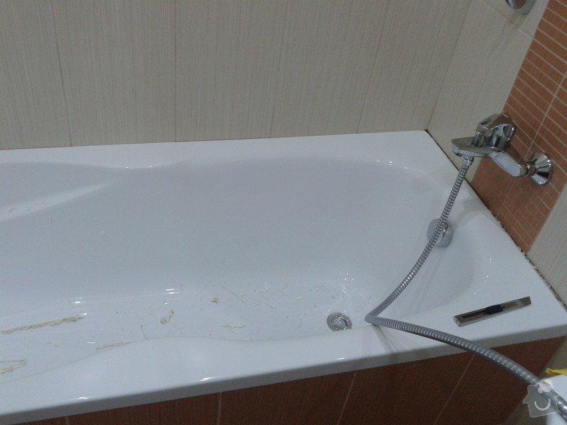 Těsnění kolem vany: 20130628_153538