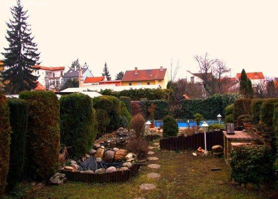 Zahradní práce menšího rozsahu