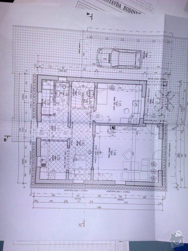 Poptávám realizaci stavby rodinného domu na klíč.: 31052013408