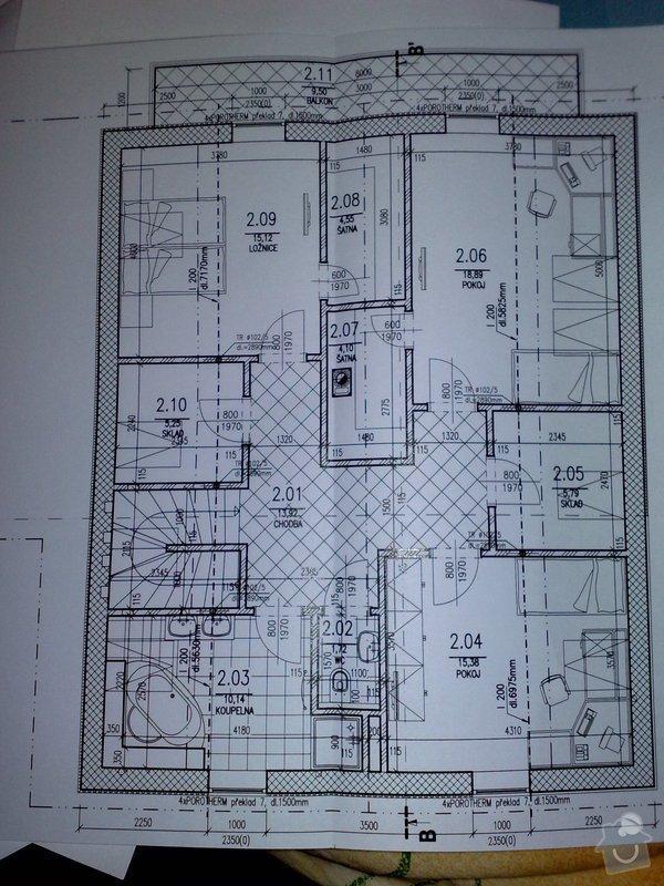 Poptávám realizaci stavby rodinného domu na klíč.: 31052013409