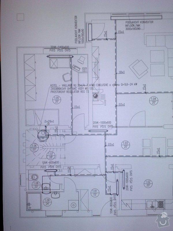 Poptávám realizaci stavby rodinného domu na klíč.: 31052013402