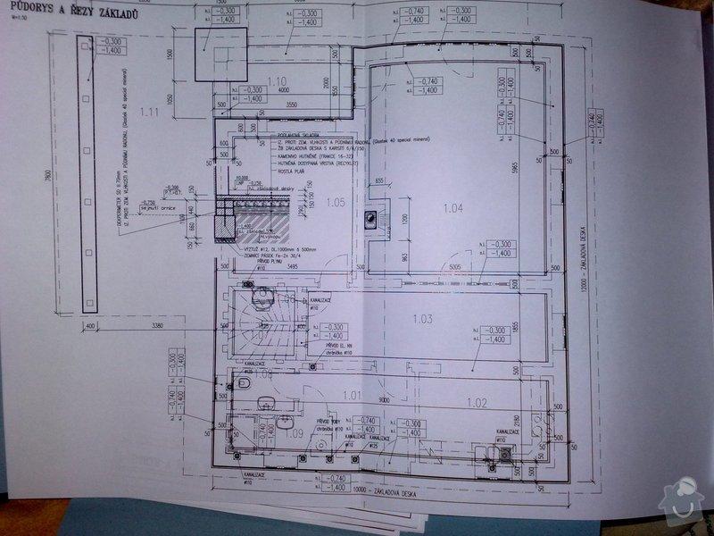 Poptávám realizaci stavby rodinného domu na klíč.: 31052013405