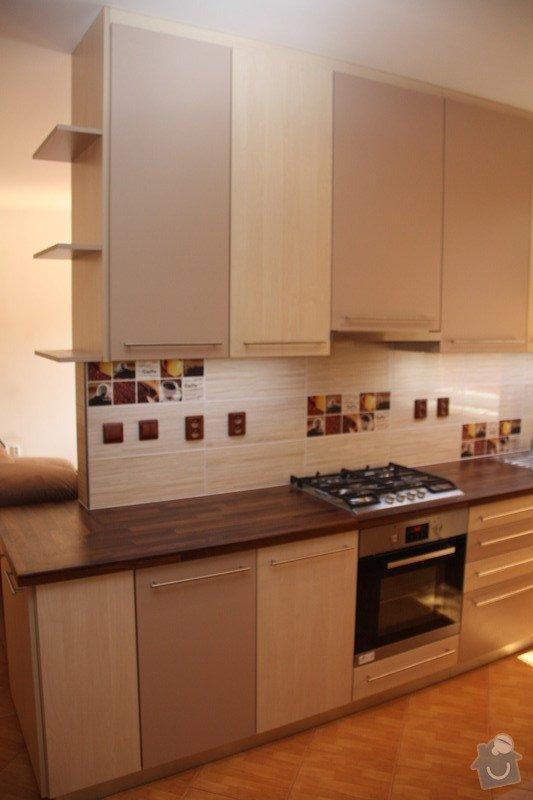 Návrh, výroba a montáž kuchyňské linky: IMG_0240