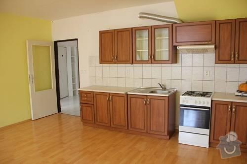 Rekonstrukce bytu, návrh interieru: Srazna1