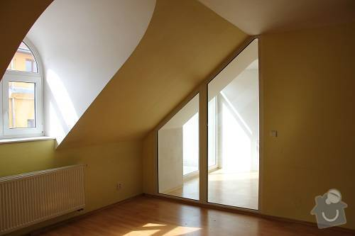 Rekonstrukce bytu, návrh interieru: Srazna2