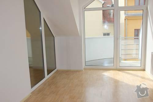 Rekonstrukce bytu, návrh interieru: Srazna4