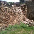 Oprava kamenne zdi zed3