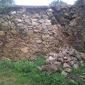 Oprava kamenne zdi zed6