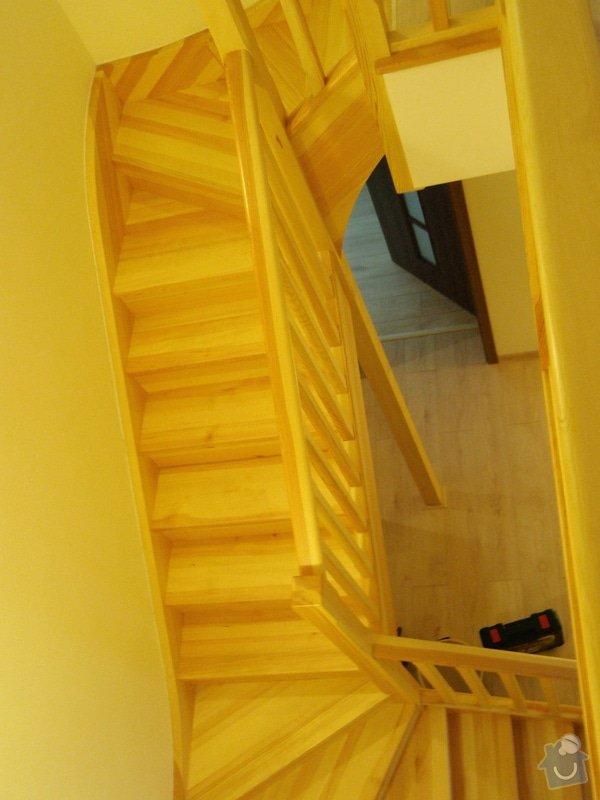 Dřevěné zábradlí na terasu: P5233026