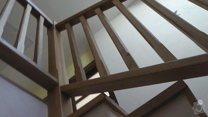 Tesaře pro masivní schodiště: S1190007