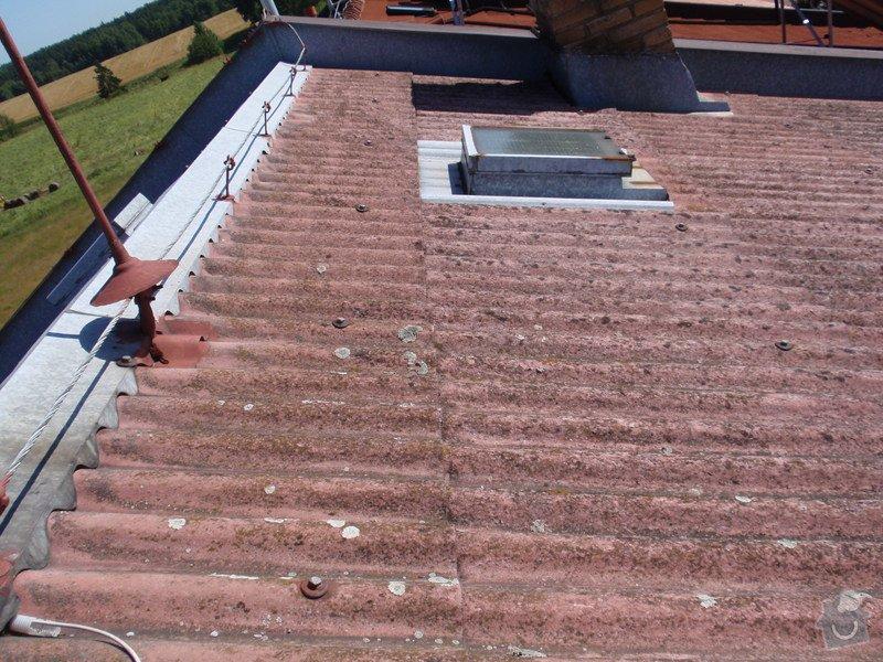 Překrytí střechy: P7010208