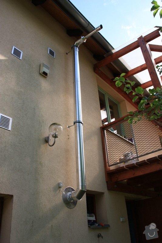 Montáž kondenzačního kotle Vaillant + zásobníku + regulace + komínu: IMG_0728a
