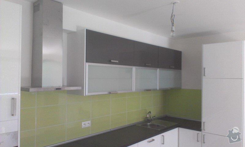 Dodělání nové kuchyňské linky: IMAG1721