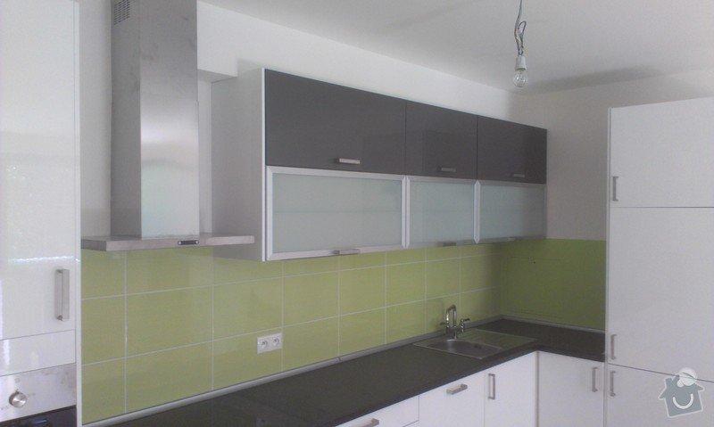 Dodělání nové kuchyňské linky: IMAG1722