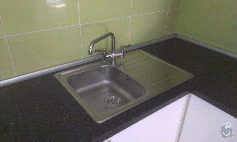 Dodělání nové kuchyňské linky: IMAG1725