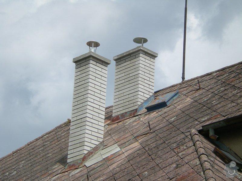 Oprava komínu: Po_rekonstrukci