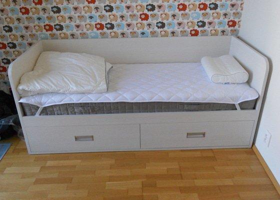 Truhlářská výroba - postel + komoda
