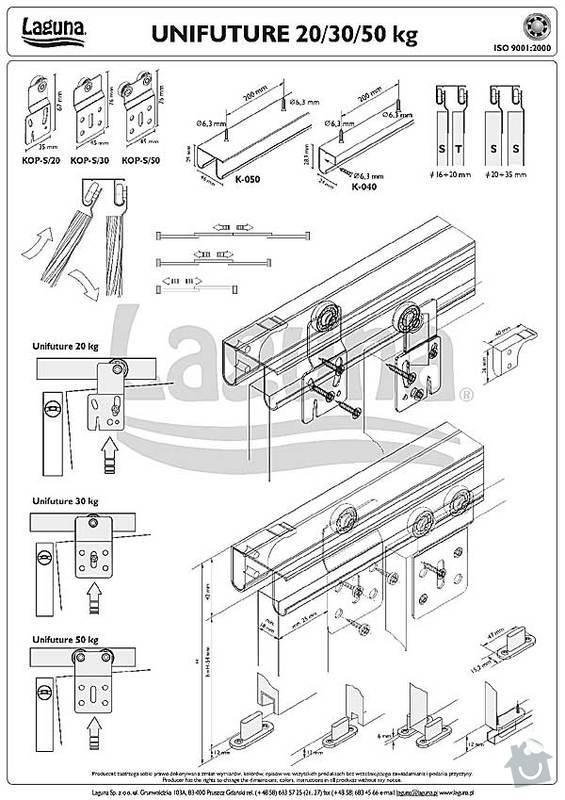 Výroba 8ks posuvných dveří: obr_3858501_710